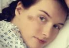 Russa que sofreu acidente grave em Sochi diz não sentir as pernas - Reprodução/Instagram Maria Komissarova