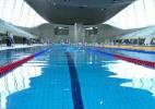 Centro aquático olímpico de Londres é aberto ao público
