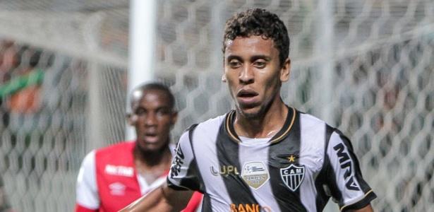 Campeão em 2013, Marcos Rocha vai disputar a quinta Libertadores pelo Atlético-MG - Bruno Cantini/site oficial do Atlético-MG