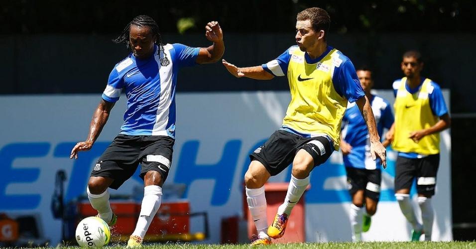 Lucas Lima teve o primeiro contato com Arouca após o ato de racismo em Mogi Mirim