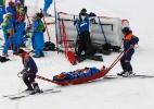 Americano é levado de helicóptero a hospital após sofrer acidente em Sochi - Tom Pennington/Getty Images