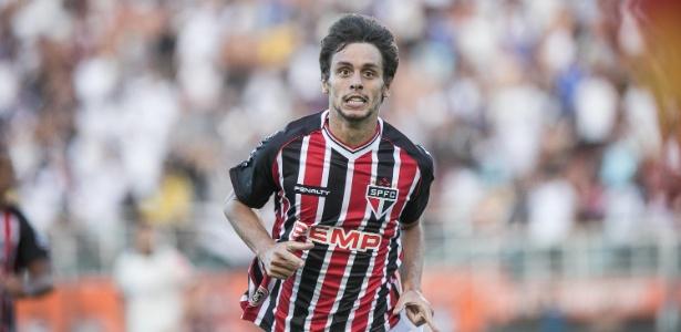 Rodrigo Caio, do São Paulo, pode voltar ao time após sofrer lesão