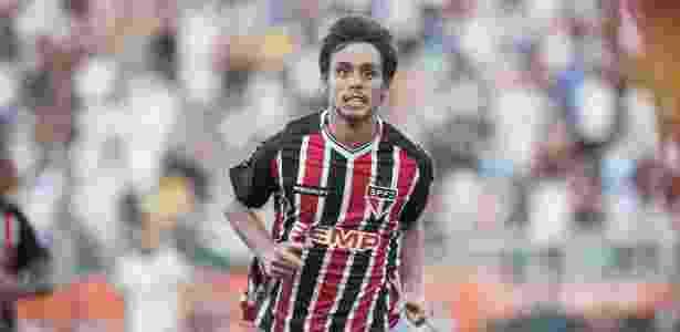 Rodrigo Caio, do São Paulo, pode voltar ao time após sofrer lesão - Rodrigo Capote/UOL