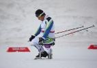 Fernando Rocha é primeiro brasileiro a competir nos Paraolímpicos de Inverno - Ronald Martinez/Getty Images