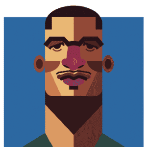 11.03.2014 - Caricatura de Didi, craque brasileiro na Copa de 1962, por Daniel Nyari - Daniel Nyari
