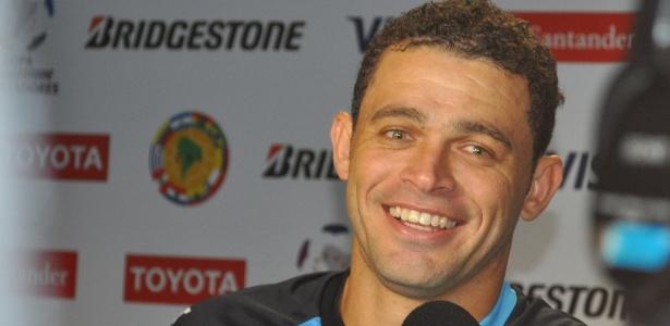Atacante Edinho não vai permanecer no Grêmio na próxima temporada
