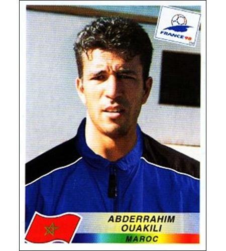 Abderrahim Ouakili - Marrocos 1998