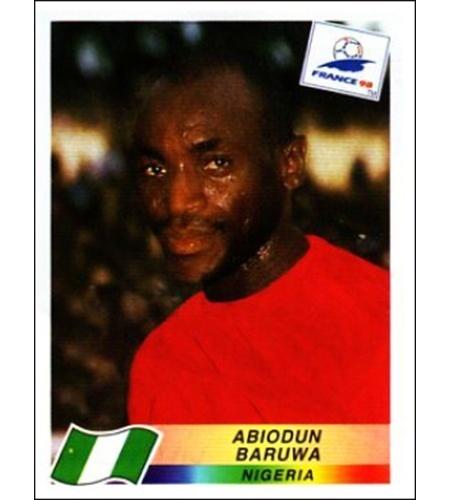 Abiodun Baruwa - Nigéria 1998