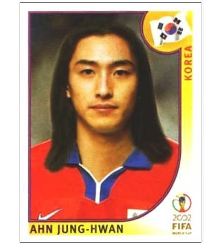 Ahn Jung-Hwan - Coreia do Sul 2002