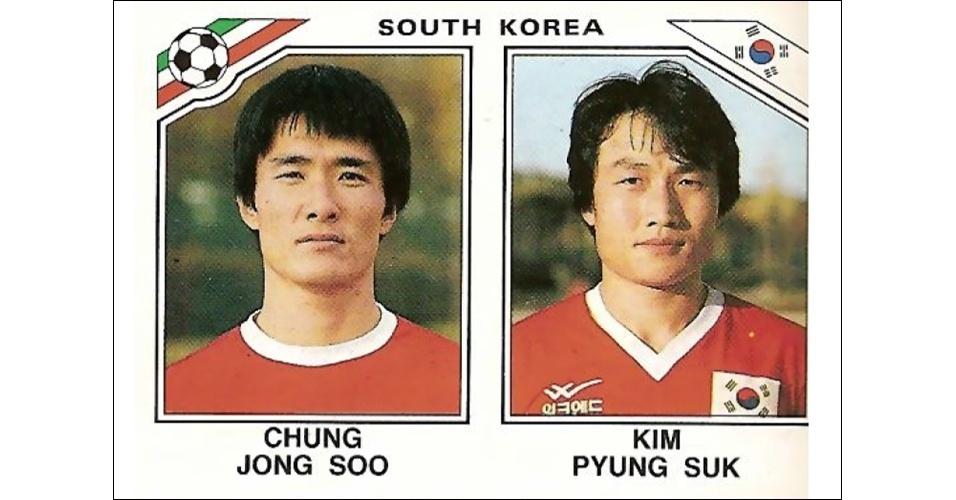 Chung Jong-Soo - Coreia do Sul 1986