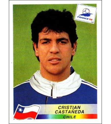 Cristian Castañeda - Chile 1998