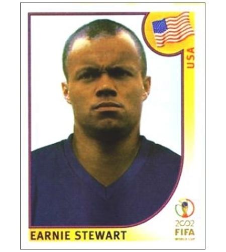 Earnie Stewart - EUA 2002