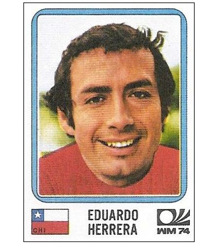 Eduardo Herrera - Chile 1974