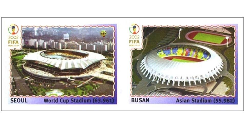 Estádio de Busan - Copa da Coreia e do Japão 2002