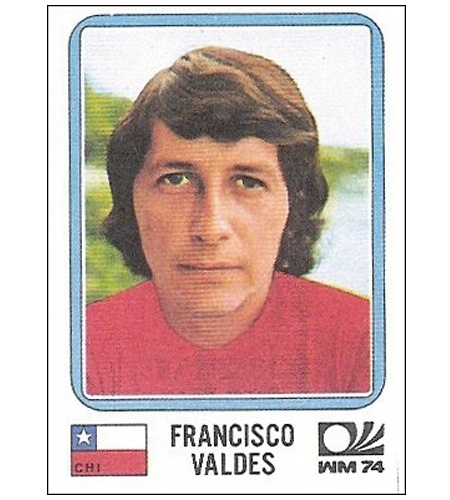 Francisco Valdes - Chile 1974