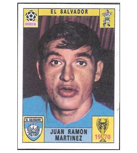 Juan Ramon Martinez - El Salvador 1970