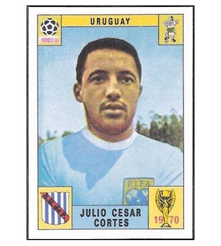 Julio Cesar Cortes - Uruguai 1970