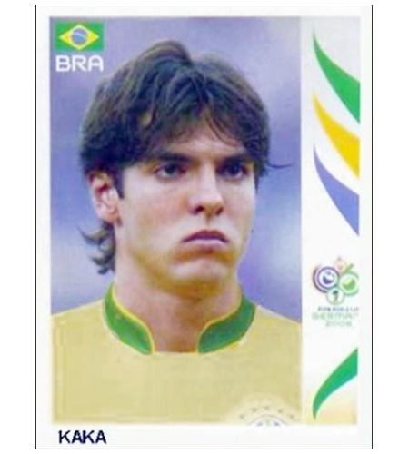 Kaká - Brasil 2006