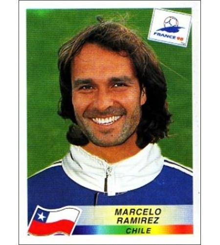 Marcelo Ramirez - Chile 1998
