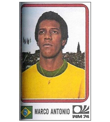 Marco Antônio - Brasil 1974