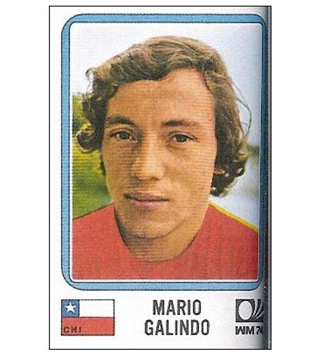 Mario Galindo - Chile 1974
