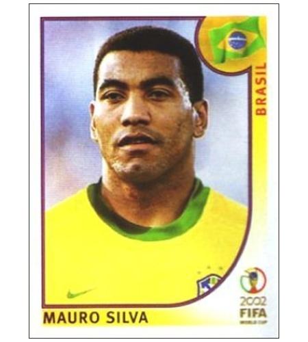 Mauro Silva - Brasil 2002