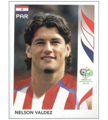 Nelson Valdez - Paraguai 2006