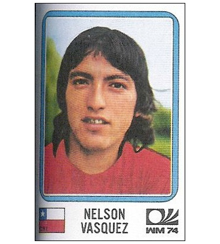 Nelson Vasques - Chile 1974