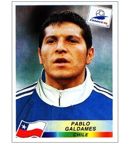 Pablo Galdames - Chile 1998