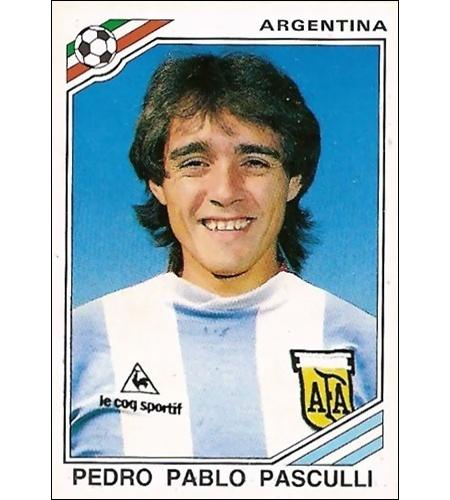 Pedro Pablo Pasculli - Argentina 1986