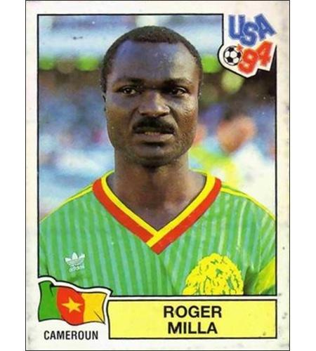 Roger Milla - Camarões 1994