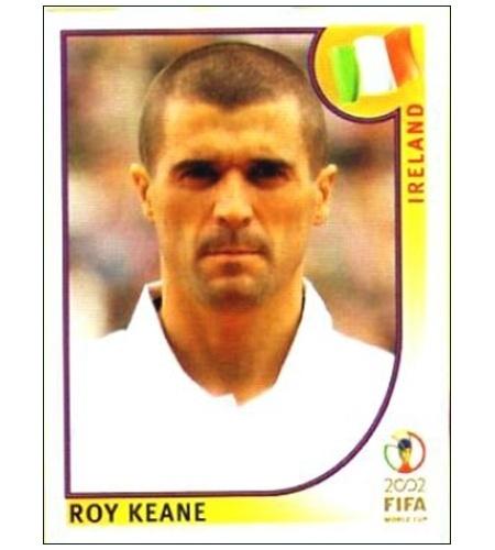 Roy Keane - Irlanda 2002
