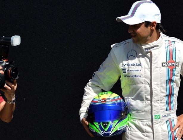 Felipe Massa terá motores Mercedes, cujo rendimento do propulsor ficou bem acima dos motores Renault e Ferrari