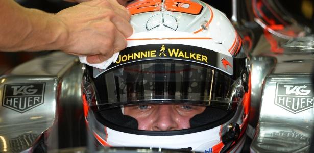 Ex-McLaren, Kevin Magnussen é um dos pilotos que estão na briga - AFP PHOTO/WILLIAM WEST