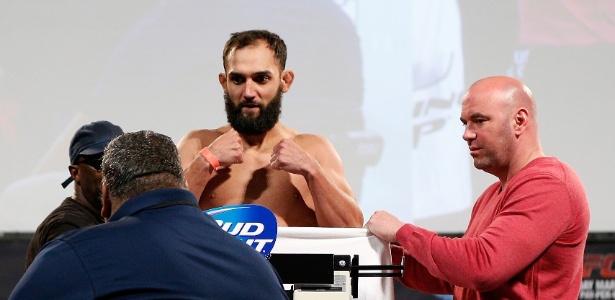 Johnny Hendricks falhou na balança em sua última apresentação no UFC - Josh Hedges/Zuffa LLC/Zuffa LLC