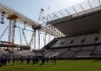 Itaquerão em 360º: uma volta no estádio de abertura da Copa - Paulo Whitaker/Reuters