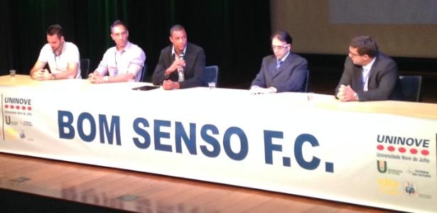 Antigo Bom Senso se articula em torno do Clube dos Capitães e trata do assunto  - Guilherme Costa/UOL