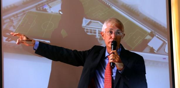 Pedro Antônio quebrou sigilo sobre projeto de estádio próprio e foi afastado do Flu