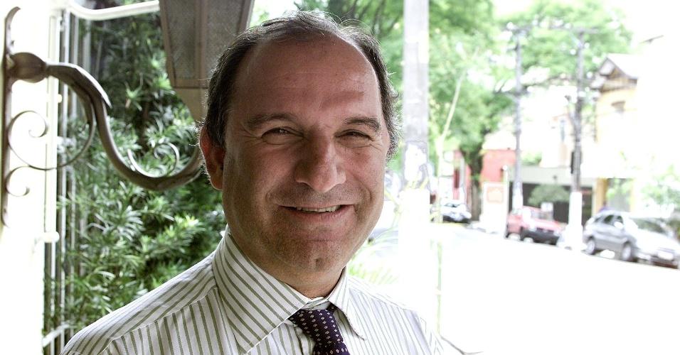 Osmar Santos, ex-narrador esportivo