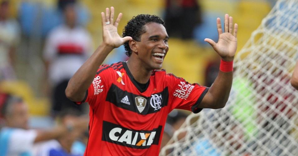 Flamengo goleia a Cabofriense pelo Carioca