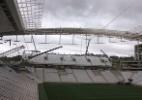 Álbum mostra atrasos nos estádios; veja