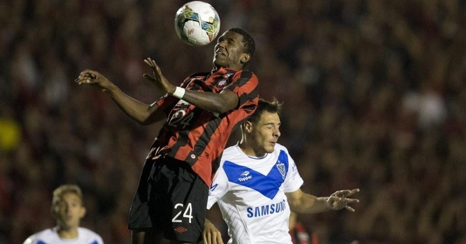 Atlético-PR enfrenta o Vélez pela Libertadores11 fotos