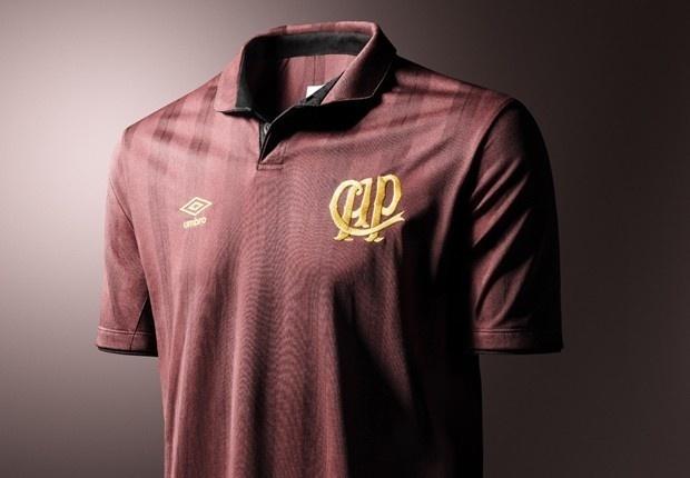 Atlético-PR lança camisa comemorativa ao completar 90 anos de história