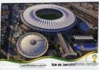 Conheça o estádio do Maracanã, que será palco da final da Copa