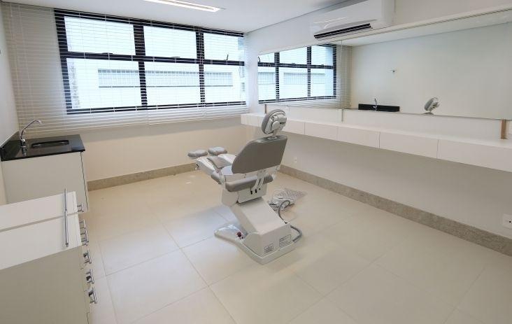 Jogadores poderão receber tratamento dentário na nova Granja Comary