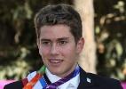 Filho de Hortência prefere futebol e quer disputar Olimpíada no hipismo - 26.mar.2014 - João Victor Marcari Oliva conquistou um ouro e uma prata no individual dos Jogos Sul-Americanos do Chile em 2014.