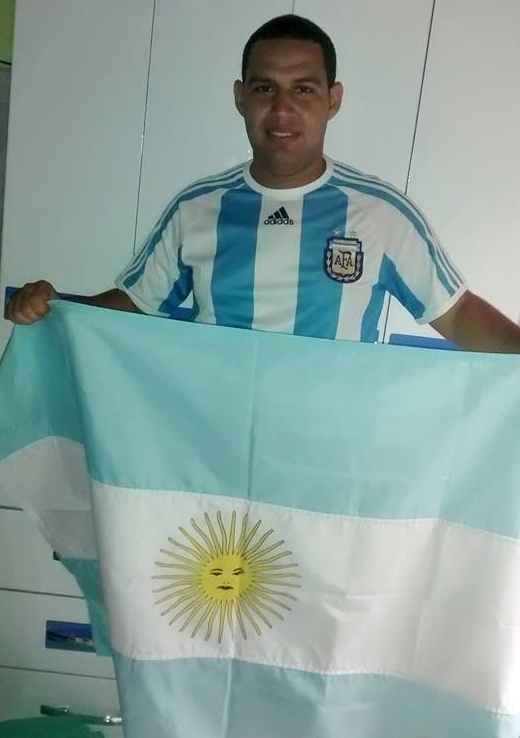 Michel Corbacho vive na Bahia e diz se apaixonou pela Argentina quando a viu jogar na Copa de 98 com Ortega, Verón, Simeone, Claudio Lopez e Batistuta