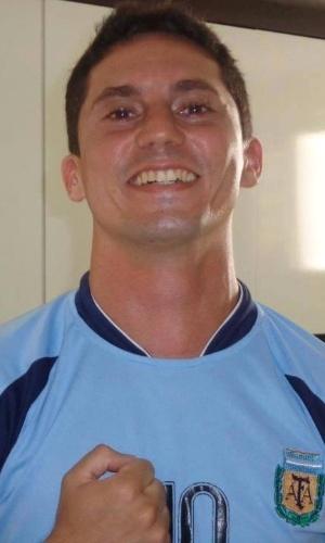 Raulinson Bezerril garante que no agreste do Rio Grande do Norte, onde vive, há mais amantes da Seleção Argentina como ele