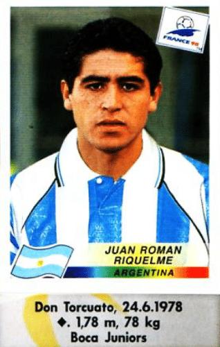 Riquelme - 1998
