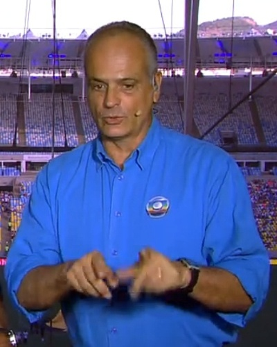 Luiz Roberto e Renato Marsiglia (Globo)